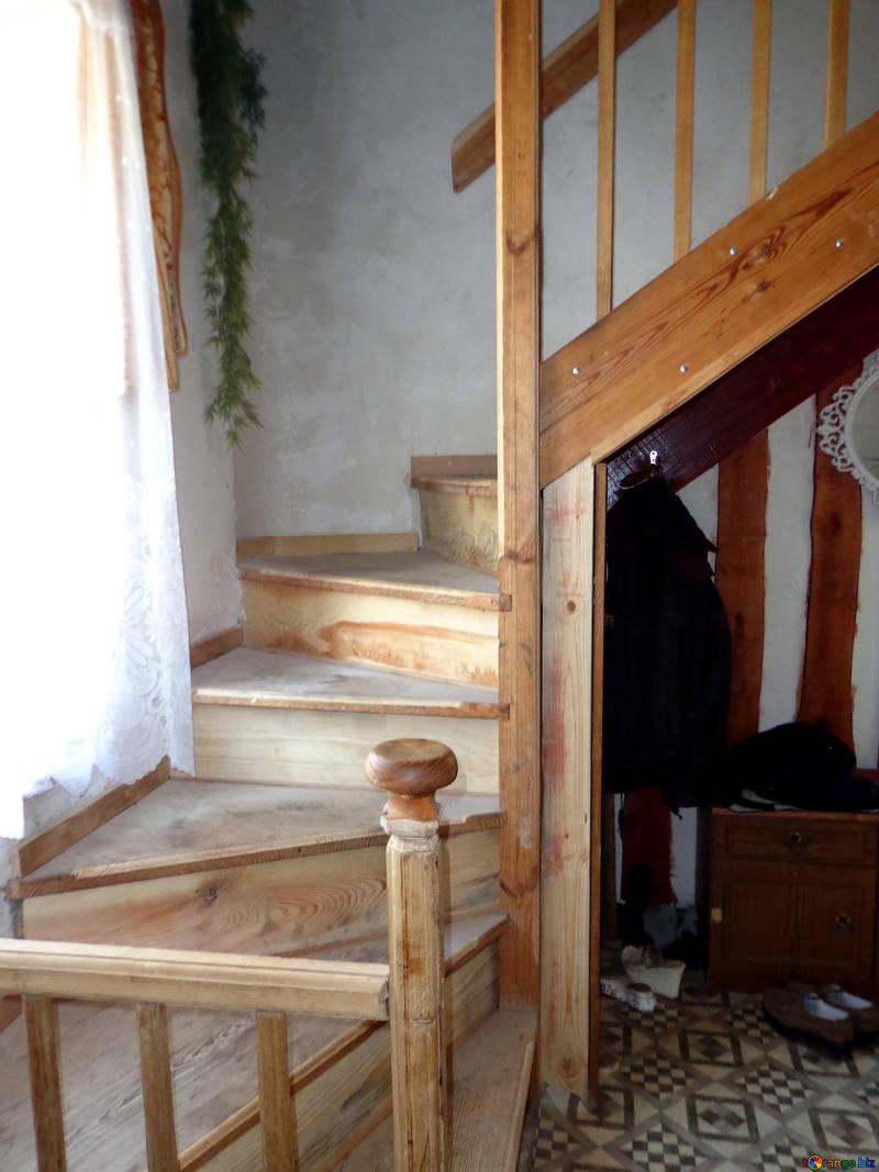 comment blanchir un escalier en bois