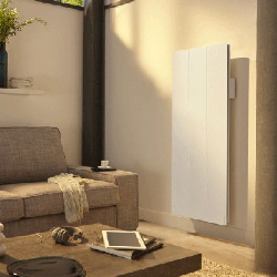 Quelles sont les caractéristiques d?un radiateur électrique vertical ?
