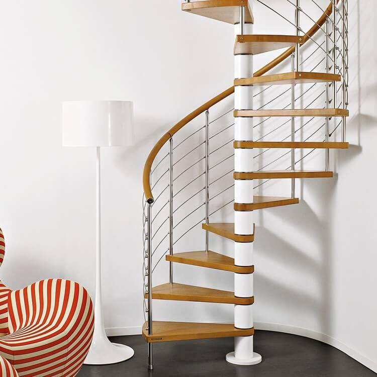 comment fabriquer un escalier en colimaçon