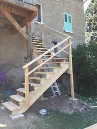 comment fabriquer une rampe d'escalier