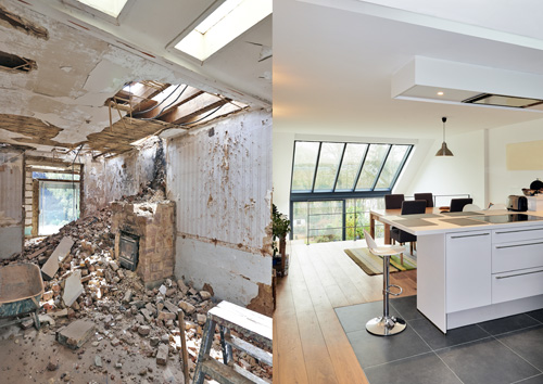 Quelques astuces pour rénover la maison à moindre coût